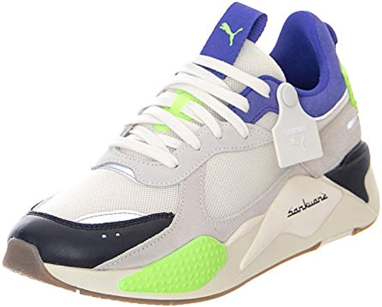 Puma x Sankuanz - scarpe scarpe scarpe da ginnastica - RS-X - Crema Blu MultiColoreee | Louis, in dettaglio  | Sig/Sig Ra Scarpa  936e36