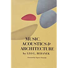 Music, Acoustics and Architecture