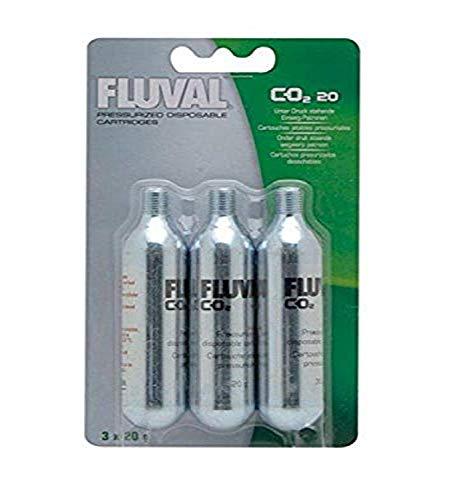 Fluval Mini Recambio Sistema Presurizado CO2 20 -