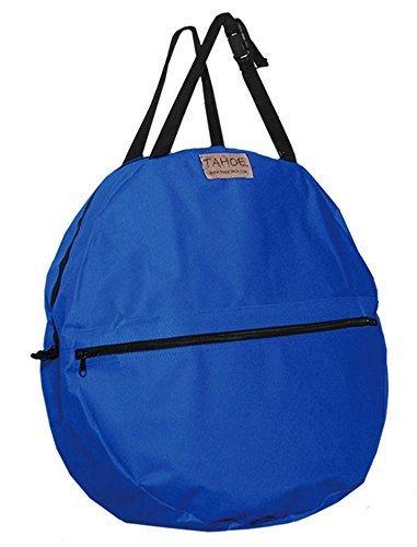 Tahoe Single Rope Carry Bags, Royal Blue by Tahoe -