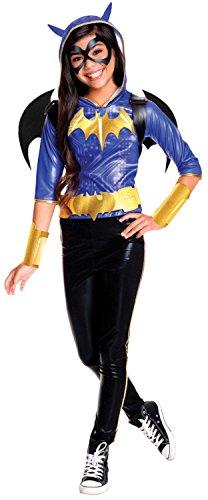 """DC Super Hero-620711L """"Rubie's-Costume da Batgirl"""", Donna, taglia: L"""
