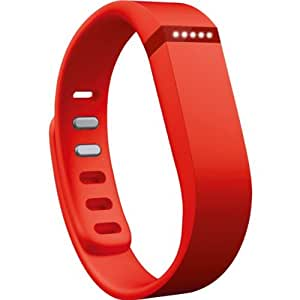 Amazing Fitbit Flex Wireless Activity and Sleep Wristband-Tangerine with accompanying Foldable Drinks Bottle