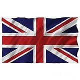 Naisdier UK Fahne England Union Jack Flagge [90x150cm] Neu Wetterfest AZ Flag