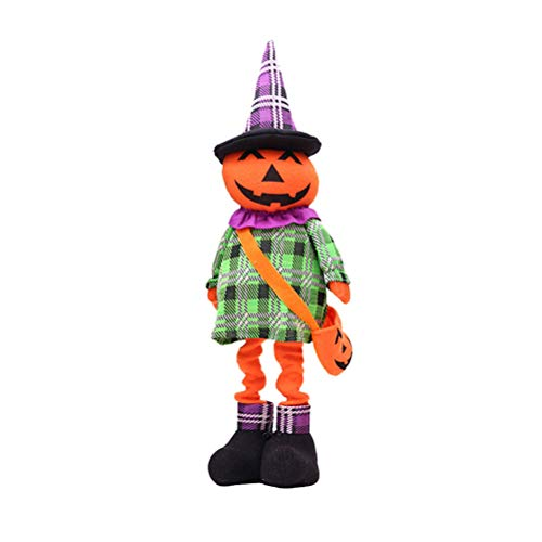 Pumpkin - Halloween Decoration  Retractable - 45-60 cm 17-23 ""