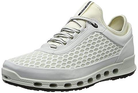 Ecco Herren Cool 2.0 Sneakers, Weiß (50874white/White), 42