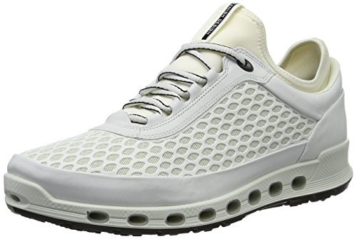 Ecco Cool 2.0, Sneakers Basses Homme Blanc (50874White/White)