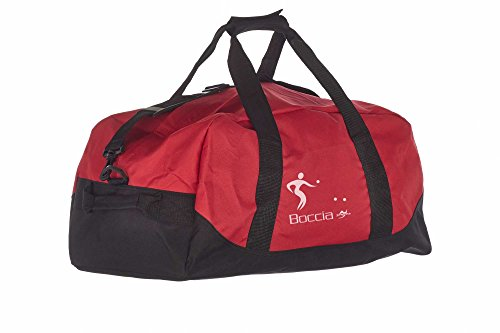 Kindertasche NT5688 rot/schwarz Boccia
