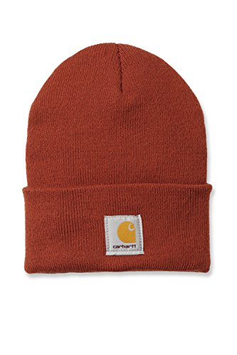 Carhartt A18 Watch Hat - Beanie - Mütze (One Size, Chili)