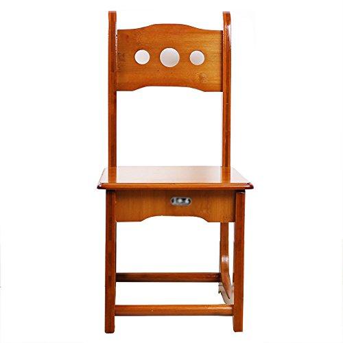Hocker Kinder Zurück Stuhl Bambus Rotwein Erwachsenen Haushalt Wohnzimmer Kleine Bank Sofa Seite Kurz Tee Tisch (Bambus Sitzbank Stuhl)