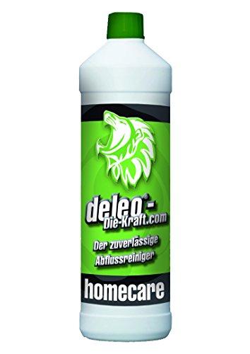 deleo® Abflussreiniger homecare
