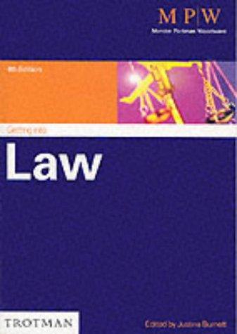 Getting into Law (MPW 'Getting Into' Guides) por Unknown