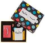 Amazon.de Geschenkkarte mit Happy Socks -  100 EUR - Limited Edition [Exklusiv für Prime Mitglieder] - Einheitsgröße 41-46