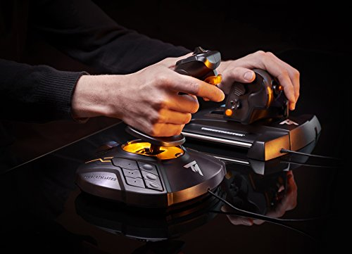 Thrustmaster T16000M FCS HOTAS (Hotas System, T.A.R.G.E.T Software, PC) - 5