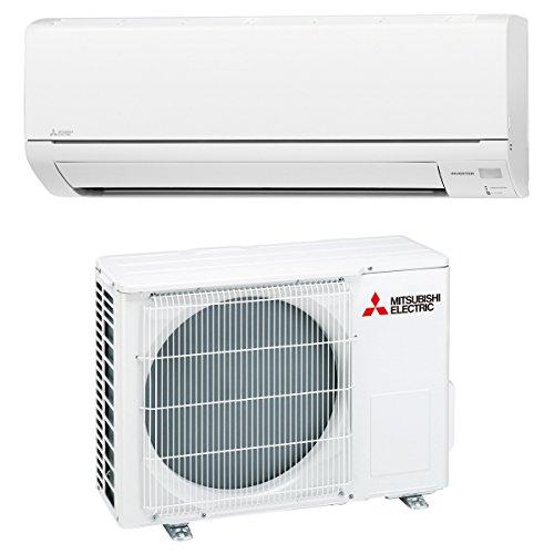 Split Klimaanlage Inverter Klimagerät mit Wärmepumpe Energieklasse A+ / A+ 9000 BTU 2.5 kW 40m2 Splitgerät Mitsubishi M-Serie Comfort Plus