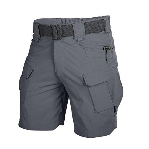 'Helikon Tex Outdoor Tactical Pantaloncini 8.5-Nylon grigio