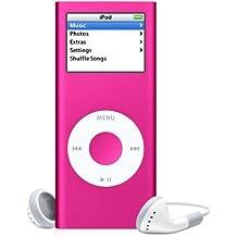 Apple iPod nano Nano 4GB, Pink 4GB Rosa - Reproductor MP3 (Pink, 4 GB, LCD, Rosa)