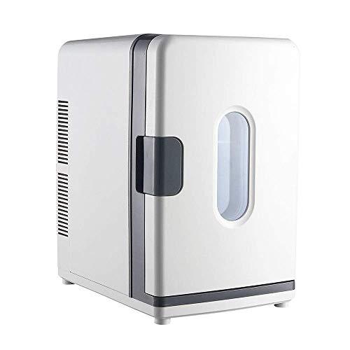 Gas-single Kühlschrank (DXDCV Mini Kühlschrank Kühler und Wärmer, Kleinwagen Kühlschrank Single Door Car Home Dual-UsePortable Thermoelektrisches System)