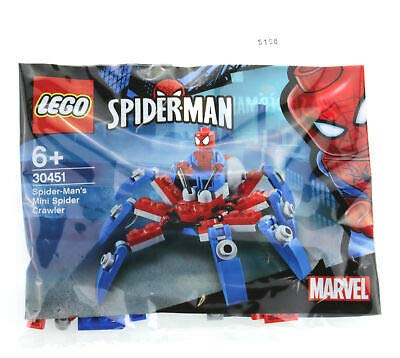 Unbekannt Lego Super Heroes Spider-Man's Mini Spider Crawler Polybag Set 30451