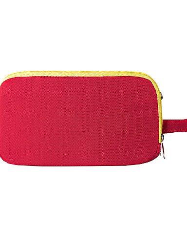 ZQ Armband-Tasche ( Grün/Rot/Blau/Purpur , 2L L) Wasserdicht/Schnell abtrocknend/Regendicht/tragbarCamping & Wandern/Fitness/Legere Red