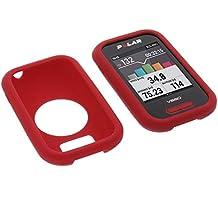 Funda para Polar V650 protectora silicona carcasa protección roja