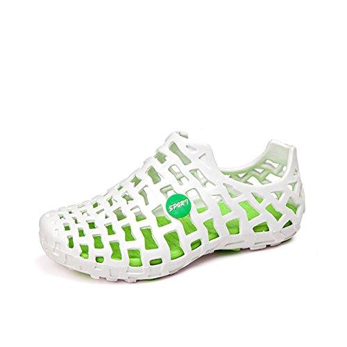 Skid-Loch Fuß Schuhe setzt/Sommer Strand Schuhe/Paare Überspannungen Schuhe B
