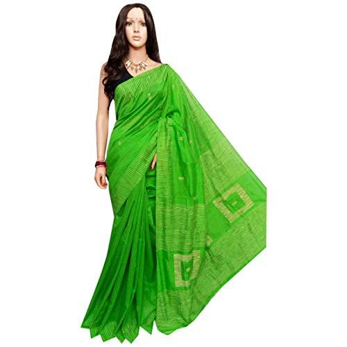 Cyber   Monday special Indian Handloom Sari Designer Zari opera Women Drape Saree verde 108A