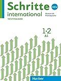 Schritte international Neu 1+2: Kopiervorlagen.Deutsch als Fremdsprache / Testtrainer mit Audio-CD