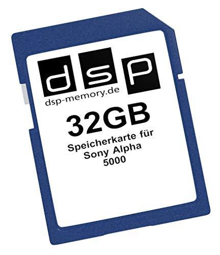 DSP Memory Z-4051557424876 32GB Speicherkarte für Sony Alpha 5000 - 4