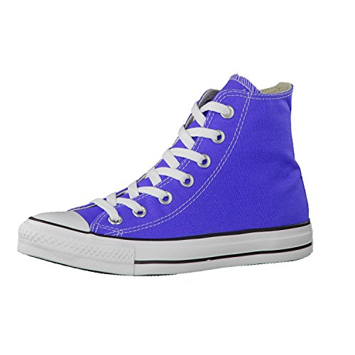 Converse Chuck Taylor All Star Season Hi, Détente/Streetwear mixte adulte blu (B.Blue)