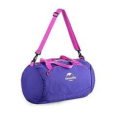 Idea Regalo - Yesay Borsa da palestra (impermeabile) Uomo e Donna | CrossFit, Yoga, Pilates, Sollevamento Pesi, Nuoto, Esercizi | Leggera, Compatta adatta ai viaggi | rosa caramella