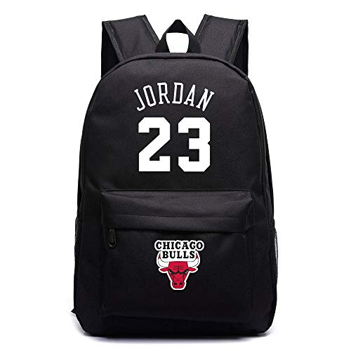 ULIIM Michael Jordan 23 Mochilas Escolares Lona Alta