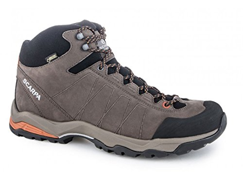 Scarpa Schuhe Moraine Plus Mid GTX Men charcoal-mango
