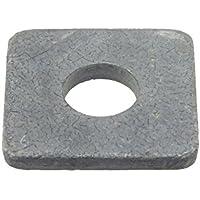 Scheibe DIN 436 Stahl feuerverzinkt vierkant 24 - 50 Stück