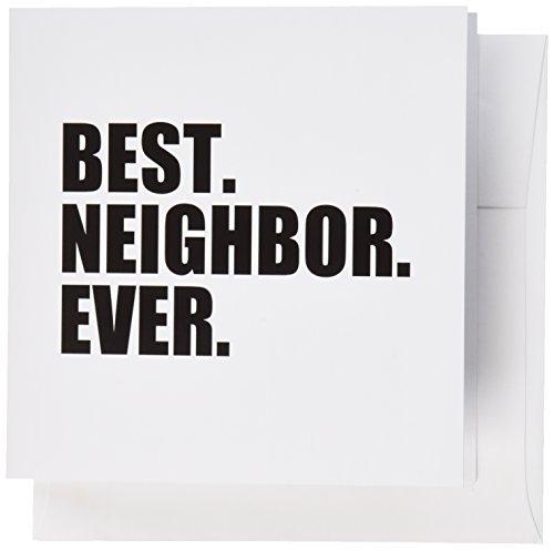 3drose Best Nachbar Ever-Geschenke für gute Nachbarn-Lustiges