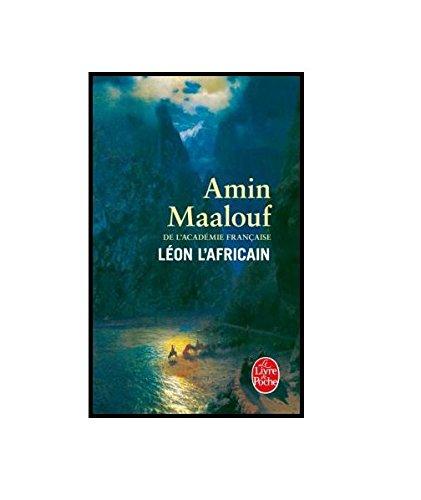 Leon l'Africain (Le Livre de Poche) par Maalouf