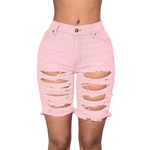 meinice-invecchiato-cutoff-bermuda-pink-xx-large