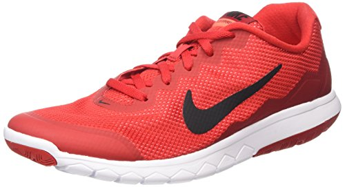 Nike - Flex Experience Run 4, Sneaker Uomo Red