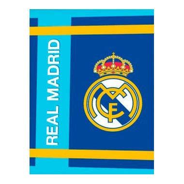 Real Madrid Manta coralina Premium 250gr 100-296