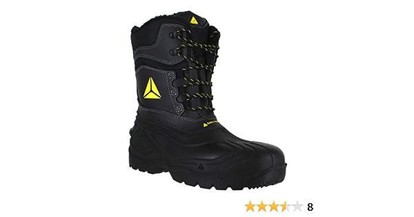 Delta Plus Eskimo SBP Noir Imperméable composite Toe//Semelle Doublée de sécurité Boot
