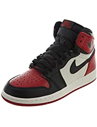 cheap for discount fb932 90919 Nike Air Jordan 1 Retro High Og Bg - gym red black-summit white