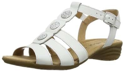 Gabor Shoes Gabor 84.552.21 Damen Sandalen, Weiß (weiss), EU 36 (UK 3.5) (US 6)