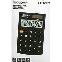 Calcolatrici Semplici Zhouba mini tasca calcolatrice elettronica 8cifre Keychain portachiavi scuola strumento ufficio Random Color