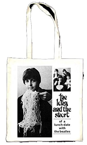 The Beatles manger Pâtes 2 Totebag