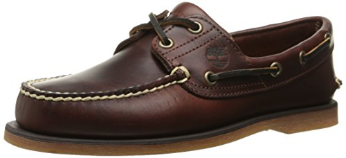 Timberland Icon 2-Eye Boat Rootbeer Brown - US 9 - EUR 43 - CM 27