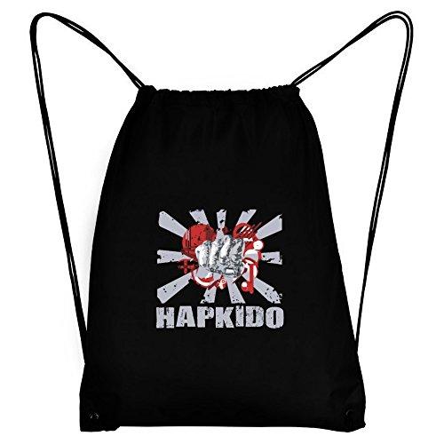 Teeburon Hapkido fist Bolsa deportiva