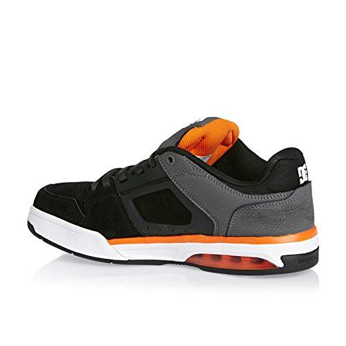 DC Shoes  Rival, Espadrilles Homme Grey
