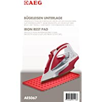 AEG Electrolux AES 067 - Alfombrilla aislante de silicona para apoyar la plancha