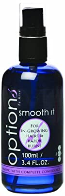 Hive Options Smooth It for In Growing Hairs and Razor Burns Treatment Spray 100ml