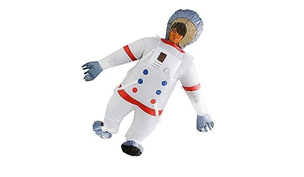 Baoblaze Astronaute Costume Gonflable de Corps Adulte de Grande Taille  Costume Cosplay de Combinaison pour Soirée de Deguisements  Amazon.fr  Jeux  et Jouets fd6e3e72e5f