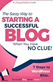 Starting a Successful Blog when you have NO CLUE! - 7 Steps to WordPress Bliss... (Beginner Internet Marketing Series, Band 1)